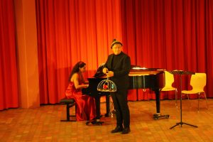 Mozarttage Liederabend, Okt. 2020