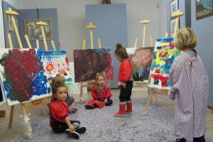 Malen für Kinder, Aug. 2020