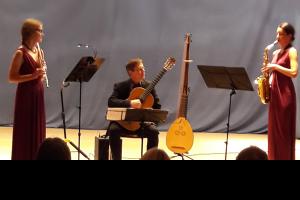 "Konzert ""Vive la France"" mit Ensemble Varié, Okt. 2018"