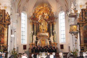 Lassuschor München in St. Rasso, 2014